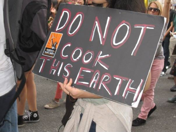 do not cookl earth